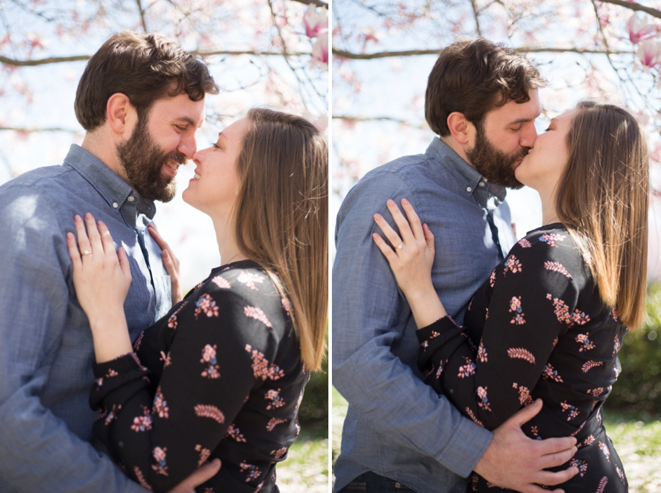 Downtown Annapolis Quiet Waters Park engagement photos by Maryland wedding photographer Christa Rae Photography