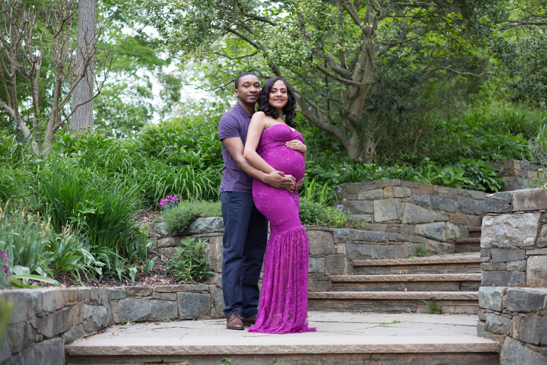 Romantic And Elegant Maternity Photos At Brookside Gardens In Montgomery  County By Maryland Wedding Photography Christa